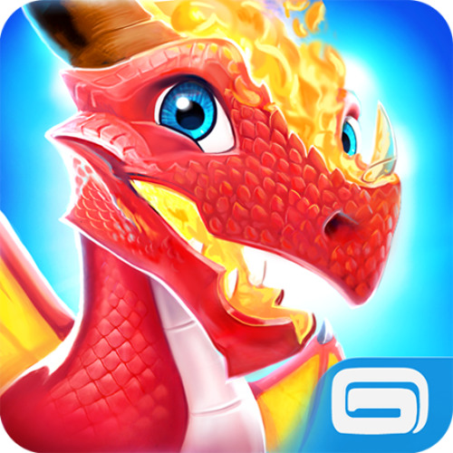 Dragon Mania Legends OST - Dragolandia (map music 2)
