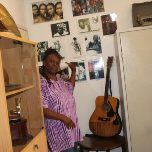 Joyce Makwenda - The Global Village
