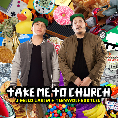 HOIZER - Take Me To Church (Shelco Garcia & Teenwolf Bootleg)