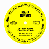 Mark Ronson - Uptown Funk! (Benji B Disco Dub Mix)
