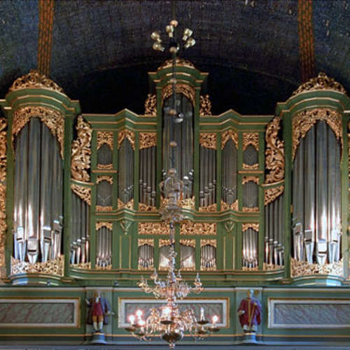 All Ears Oslo Cathedral 08jan2015 organ improvisations