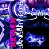 Deeper House Mix January 2015 - Mkylem