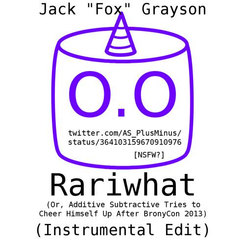 Rariwhat (Instrumental Edit)