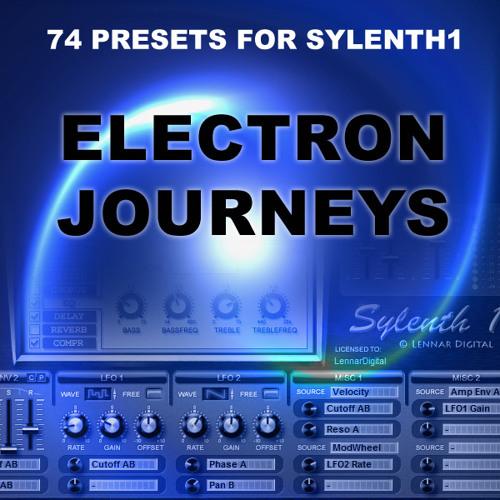 Sylenth 1 Soundset - Electron Journeys