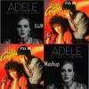 Adele, Rene & Angela _ Set fire to the rain till Ill be good remix