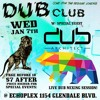Dub Architect - Live At Dub Club - Los Angeles, CA - Jan 7, 2015