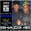 "DJ. ""JOHNNY FAMOUS"" ON (SWAY IN THE MORNING) LIVE!"