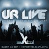 DJ eXtol - Guest DJ Set - Jan 2015 - Underground Revival on Victory 91.5 Atlanta