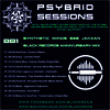 PSYBRID SESSIONS 001 - SYNTHETIC MINDS B2B JAKAAN (BLACK RECORDS)