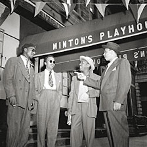 Minton's Playhouse for Sax Quartet and Wind Ensemble