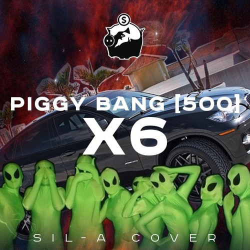 X6 [Sil-A cover] (Prod. by Sava Lance)