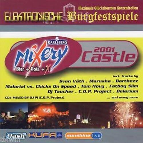 Chris Liebing&Sven Väth@Mixery Castle Kassel 17.08.2001