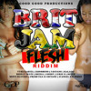 Rickey Teetz - Thug Luv - Brit Jam Flesh Riddim - January 2015 [@DjMadAnts][@YardHype]