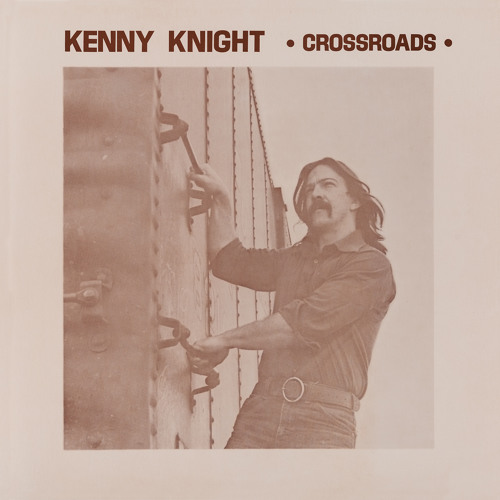 "Kenny Knight: Crossroads - ""America"" (1980/2015, PoB-18)"