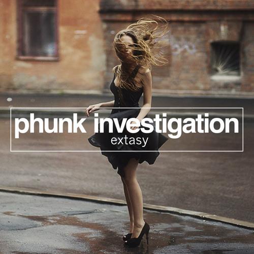 Phunk Investigation - Extasy (Cristian Poow Remix)