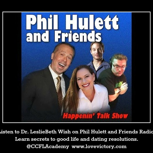 Dr. LeslieBeth Wish joins Phil Hulett and Friends Radio