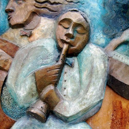 Cherokee Moondance (Native American Flute) by Jim Passantino