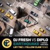 DJ Fresh Vs Diplo - Earthquake (D∆CK R∃BEL HardHouse Edit)