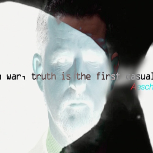 truth is the first casualty