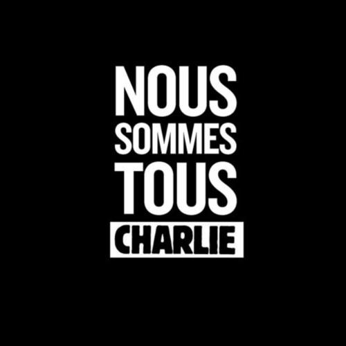 Dans La Marche Républicaine #JeSuisCharlie [Binaural]