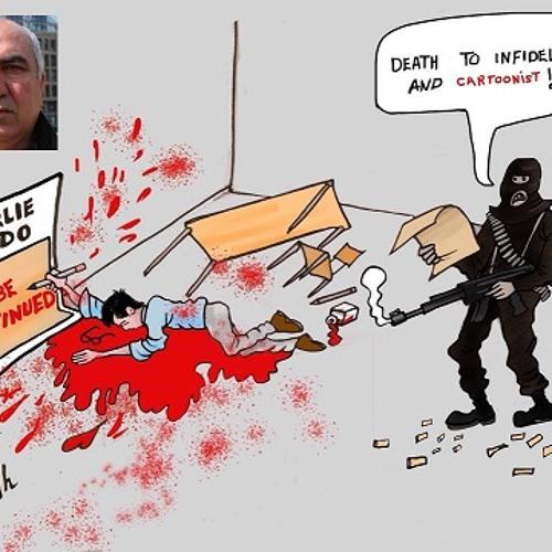 حمله تروریستی به دفتر نشریه فکاهی چارلی هبدو