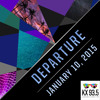 DEPARTURE Broadcasts On KX 93.5: January 10, 2015