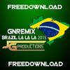 DJGNREMIX - Brazil LA LA LA (JGProductions2015) Freedownload