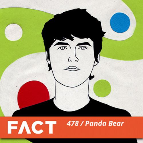 FACT Mix 478 - Panda Bear (Jan '15)