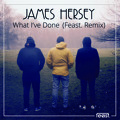 James Hersey What I've Done (Feast. Remix) Artwork