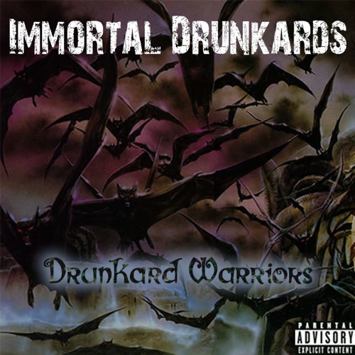 Immortal Drunkards - Made in China