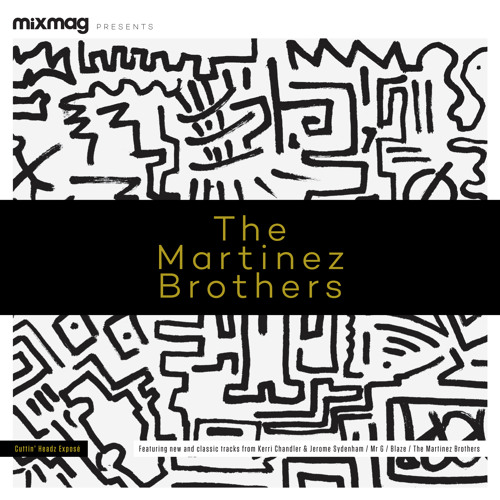 Cover Mix: The Martinez Brothers