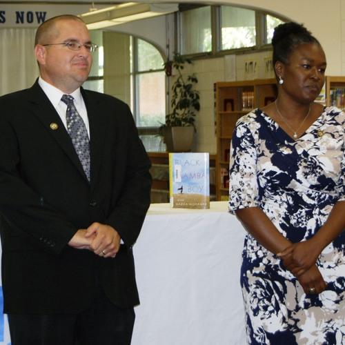 Co - Principals Work To Improve Underperforming School