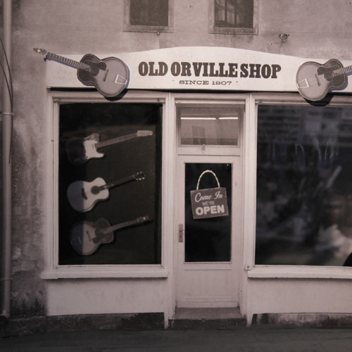"""Old Orville Shop (from """"Welcome to Red Ocean City"""" album)"""