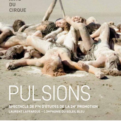 Pulsions (spectacle de fin d'études de la 24ème promotion du CNAC (2012)