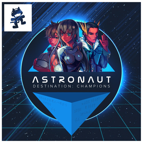 Astronaut - Champions (feat. Harry Brooks Jnr) (WRLD Remix)