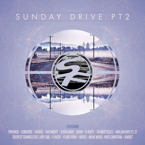 NEW FORMS - Deepest Sounds ft Lady Emz, SUNDAY DRIVE EP - Soul Flex Digital [SFD023]