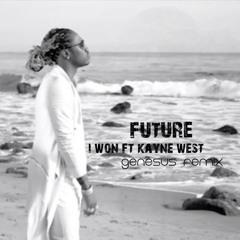 i won-future ft kayne west (genesus dancehall)