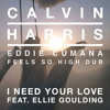 Calvin Harris ft. Ellie Goulding - I Need Your Love (Eddie Cumana Feels So High Dub)