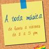 4 A TODA MUSICA 12/01/2015