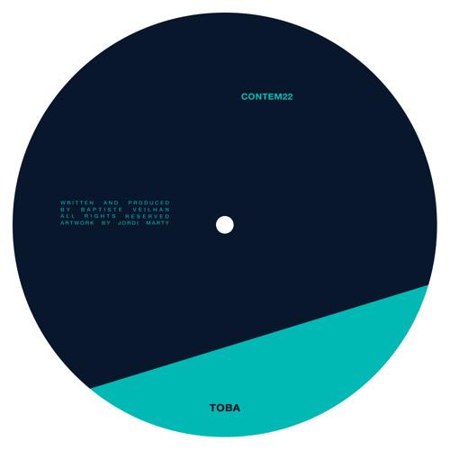 DISCOBAR02.1 - TOBA - CONTEM EP