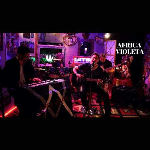 Africa Violetta - El Aprendiz (Sample)