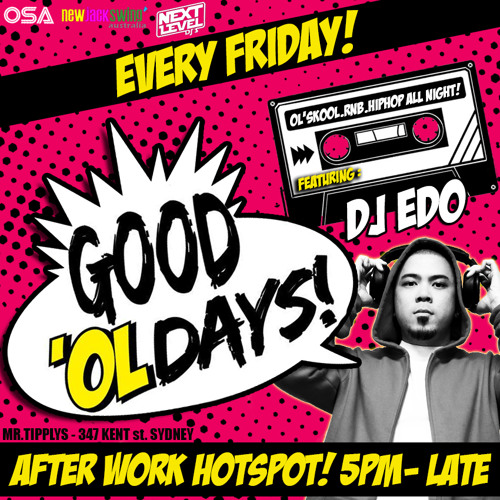 DJ EDO & DJ QRIUS - NEXTLEVEL OL'SKOOL MIXTAPE (2000) by dj_edo | Dj