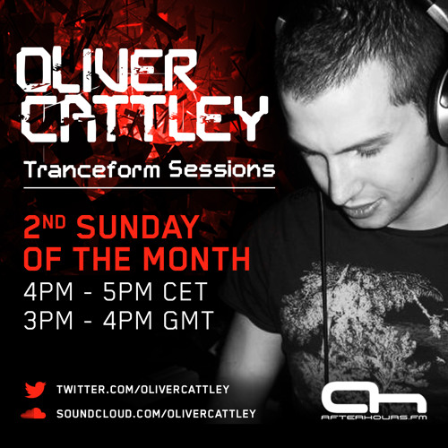 Oliver Cattley - Tranceform Sessions 003
