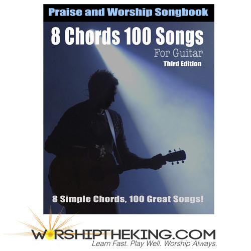 Worship Guitar Songbook