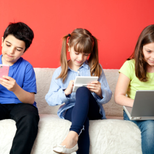 Should handheld devices be banned for young children?