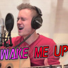Avicii ft. Aloe Blacc - Wake Me Up Acoustic 2015 (Cover by Johannes Burghart)