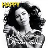 HAPPY - MARINA AND THE DIAMONDS (ACOUSTIC)-  Official