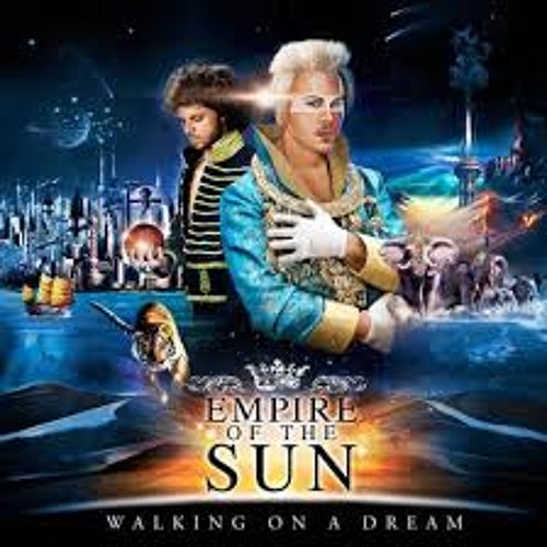 Empire Of The Sun - Walking On A Dream (Groover Remix)