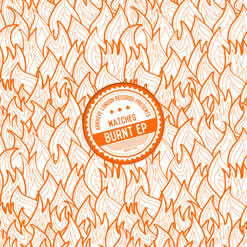 Burnt EP (ARK004)