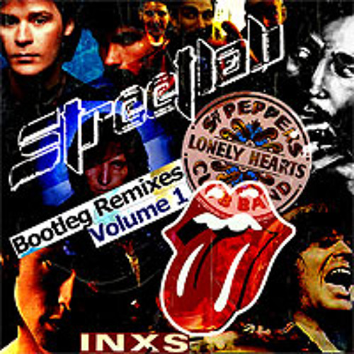 The Rolling Stones - Gimme Shelter (Streetlab Remix)